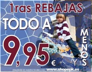 Primeras Rebajas 2012 ShopEPK.es