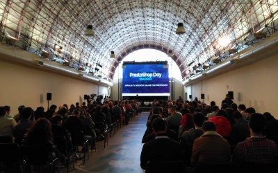 Evento PrestaShop en Madrid 2016 #WorkShop #PSDayMadrid
