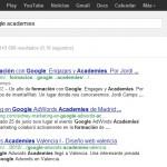 SERP-formacion-google-academies