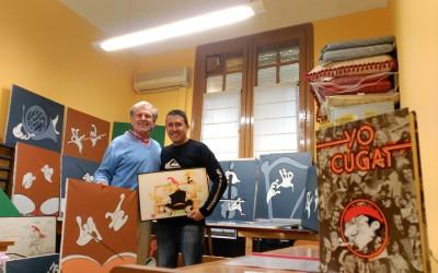 Después de 25 Años y con su Manager, empieza Xavier Cugat Online