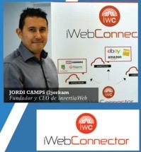 Entrevista en la revista the-emagazine iWebConnector #eShowBCN16
