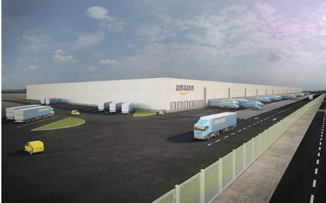 Amazon abrirá en Toledo su mayor centro logístico en España