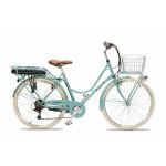 Bicicleta Electrica Cuca Azul