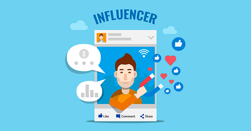 Estrategias de Marketing Digital con Influencers